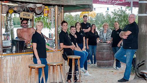 20 Jahre Beachbar Lambsheim - Das Jubiläum