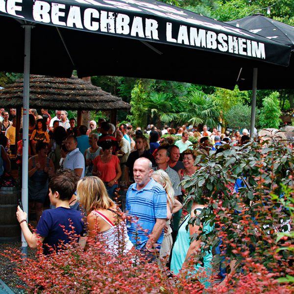 Beachbar Lambsheim - Open-Air-Konzerte