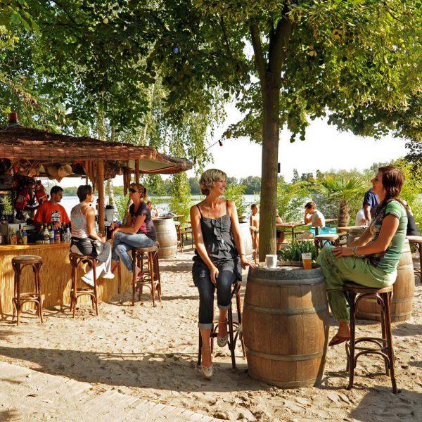 Beachbar Lambsheim Strandbar