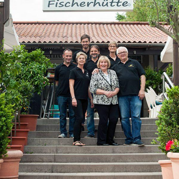 """Gasthaus am See """"Fischerhütte"""" - Familie Marusic"""