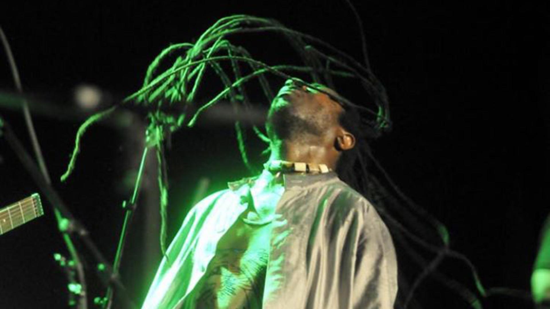 Ras Abraham & Easy Riddim Maker - Live @ Beachbar Lambsheim